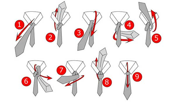 Full-Windsor - How To Tie A Tie
