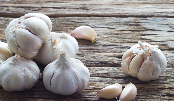 Garlic - Top Superfoods to Fight Aging