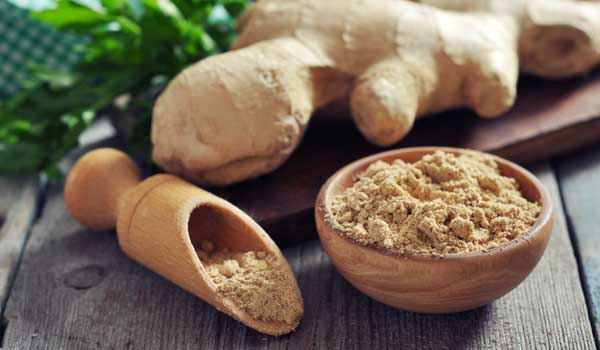 Ginger - Home Remedies for Tummy Fat