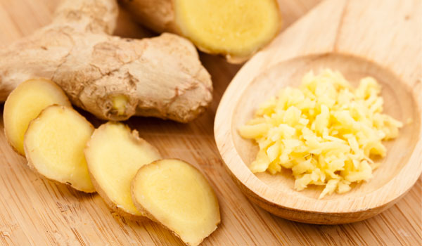 Ginger - Home Remedies for Back Ache