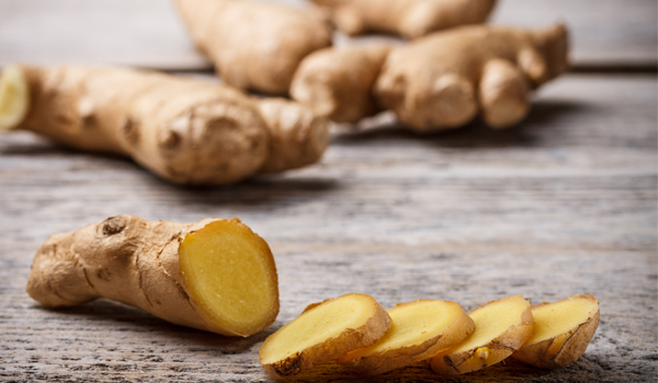 Ginger - Home Remedies for Swollen Mouth