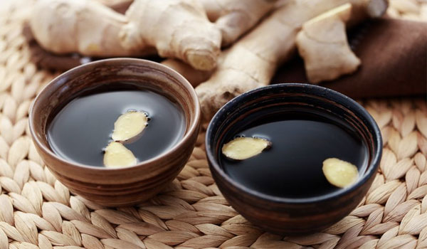 Ginger tea - Top Superfoods for Detoxification