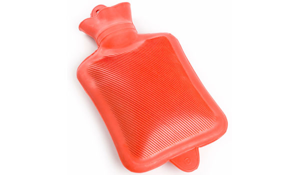 Heat Compress - Home Remedies to Increase Breast Milk