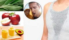Home Remedies for Excessive Sweating