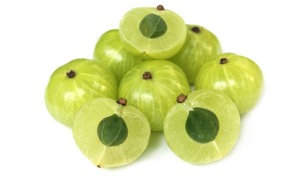 Indian Gooseberry - Home Remedies for Premature Graying of Hair