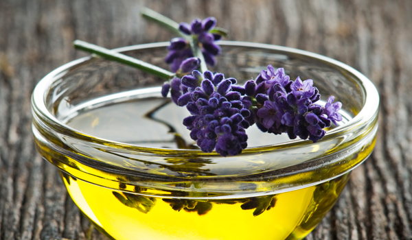 Lavender Oil - Home Remedies for Scarlet Fever