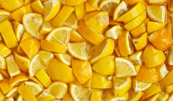 Lemon - Home Remedies for Ingrown Toenail
