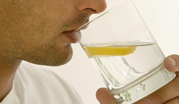Lemon Juice - How To Stop Being Sick
