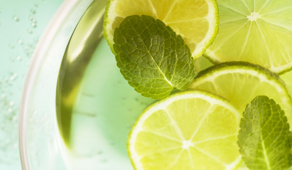 Lime - Home Remedies for Rashes