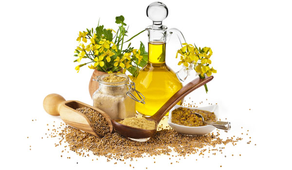 Mustard Oil - Home Remedies for Sciatica