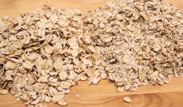 Oatmeal - Home Remedies for Chafing