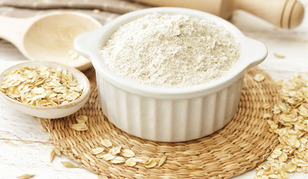 Oatmeal Powder - Home Remedies for Sun Tanned Skin
