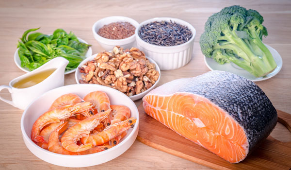 Omega-3 Fatty Acids - Home Remedies to Reduce Triglycerides