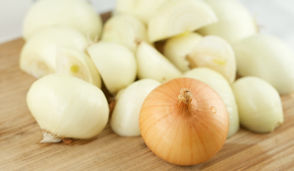 Onion - Home Remedies for Canker Sores