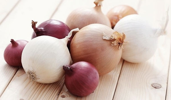 Onion - Home Remedies for Sprained Ankle