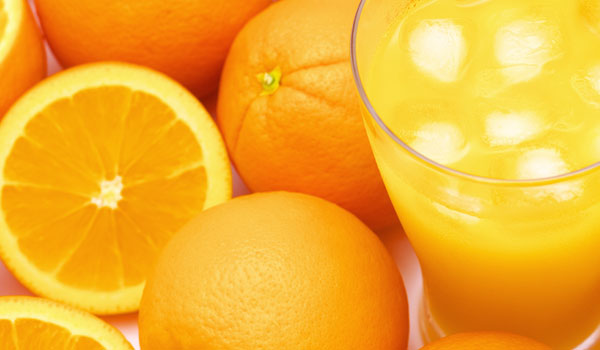 Oranges - Home Remedies for Nervousness