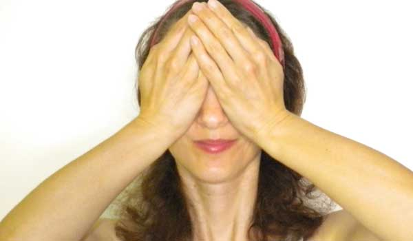 Palming - How To Reduce Eye Strain
