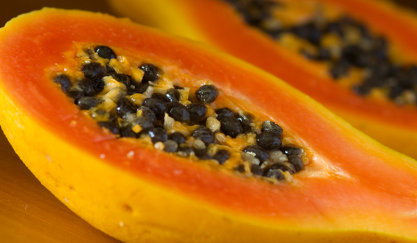 Papaya - How To Get Rid Of Rash Under Breast