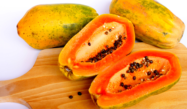 Papaya - Home Remedies for Dark Elbows