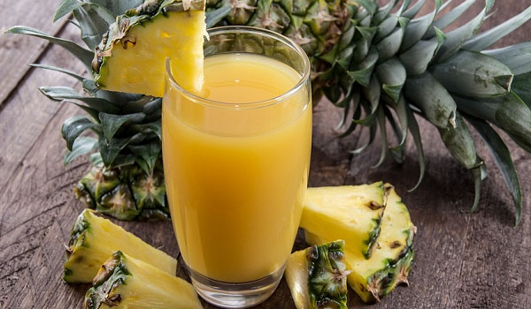 Pineapple - Home Remedies for Tummy Fat