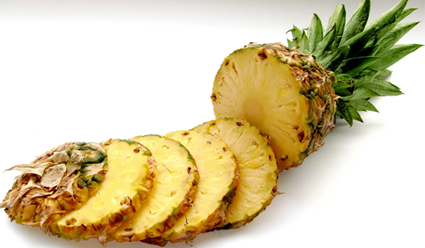 Pineapple - Home Remedies for Bruises