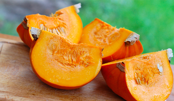 Pumpkin - Home Remedies for Edema