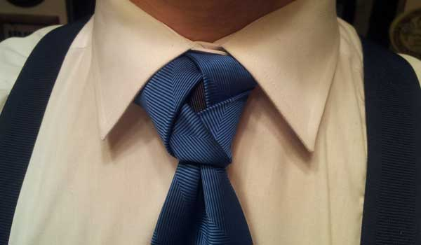 Rose-Knot - How To Tie A Tie