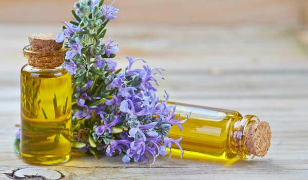 Rosemary-Oil - How To Fight Drowsiness