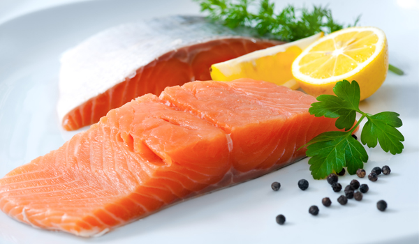 Salmon - How To Get Rid Of Leg Fat