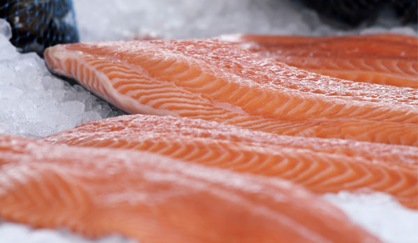 Salmon - Top Superfoods to Fight Aging