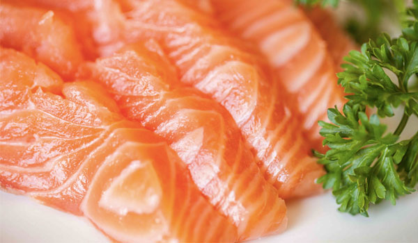 Salmon - Top Superfoods for The Brain