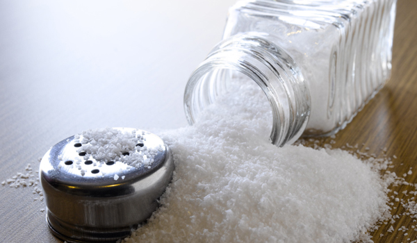 Salt - How To Lower Your Cortisol