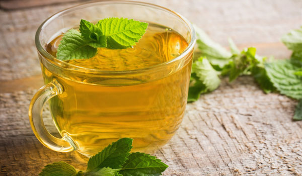 Spearmint Tea - Home Remedies for Polycystic Ovary Syndrome (PCOS)
