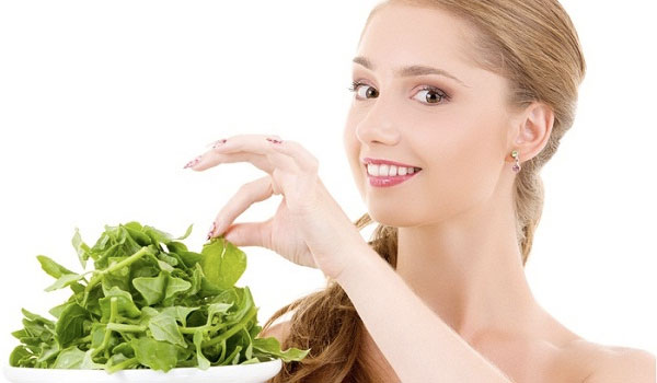 Spinach balances blood pressure - Health Benefits of Spinach