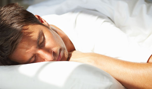 Sufficient Sleep - Home Remedies to Boost Testosterone Naturally
