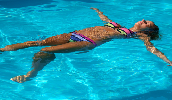 Swimming - How To Strengthen Your Knees