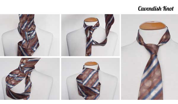 The-Cavendish - How To Tie A Tie