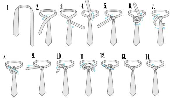 How to tie a tie authority remedies the eldredge knot how to tie a tie ccuart Image collections