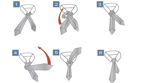 The-Pratt - How To Tie A Tie