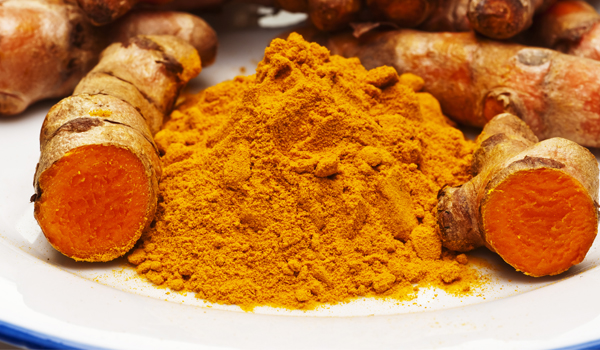 Turmeric - Home Remedies for Angina