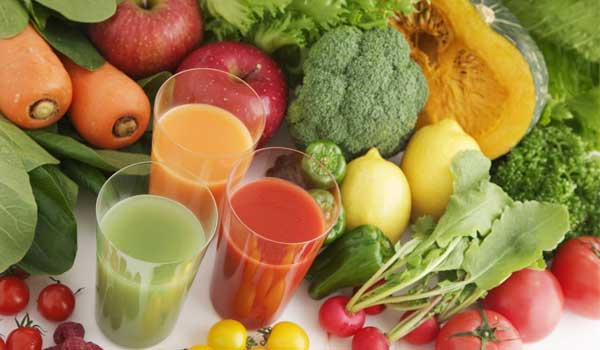 Vegetable-Juice - Home Remedies for Gastroparesis