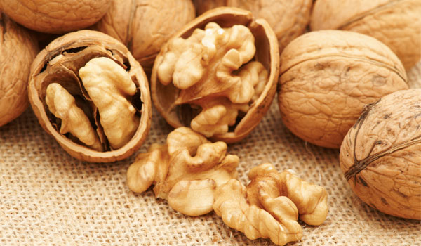 Walnuts - Top Natural Foods for Liver Detoxification