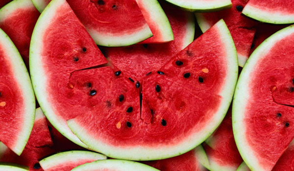 Watermelon - Home Remedies for Tummy Fat