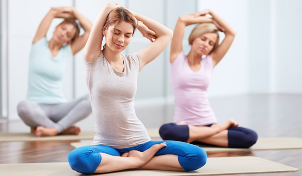 Yoga - How To Lower Your Cortisol