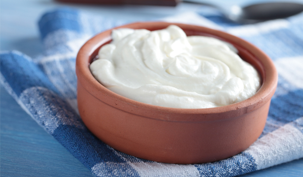 Yogurt - Home Remedies for Yeast Infection