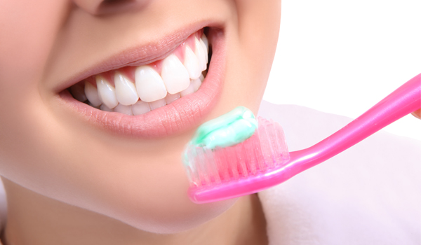Brush Teeth - How To Get Rid Of Saliva