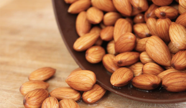 Almonds - Home Remedies for Weakness