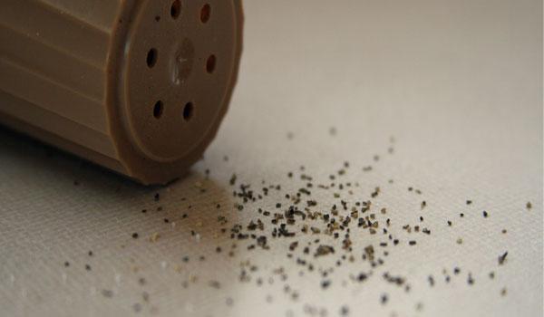 Antibacterial - Health Benefits of Black Pepper