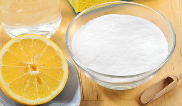 Baking Soda and Lemon - Home Remedies for Gas Pain in Babies