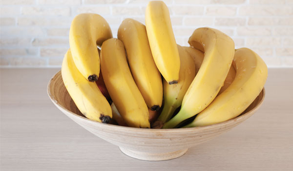 Banana - Home Remedies to Increase Stamina and Energy